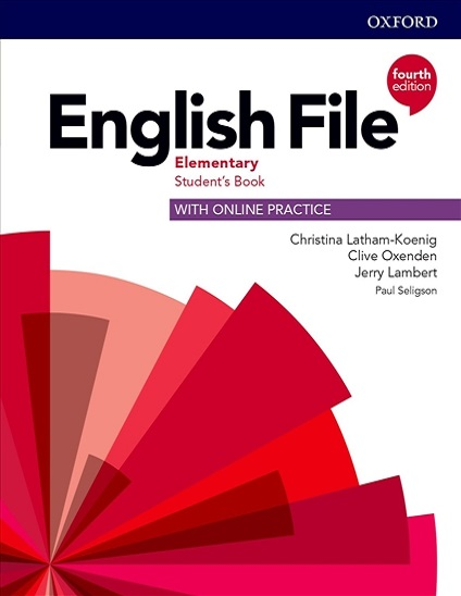 English File Fourth Edition  Студентам та дорослим  Oxford University Press