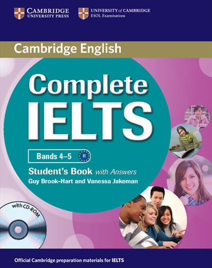 Complete IELTS  Підготовка до іспитів  Cambridge University Press