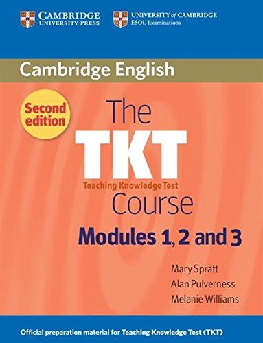 The TKT Course  Підготовка до іспитів  Cambridge University Press