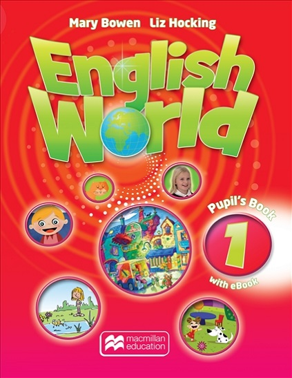 English World  Початкова школа  Macmillan Education