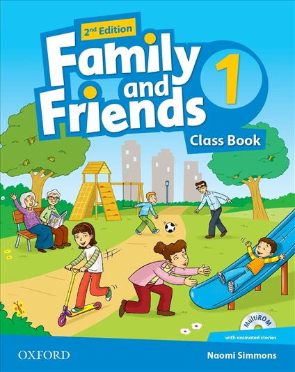 Family and Friends 2nd Edition  Початкова школа  Oxford University Press