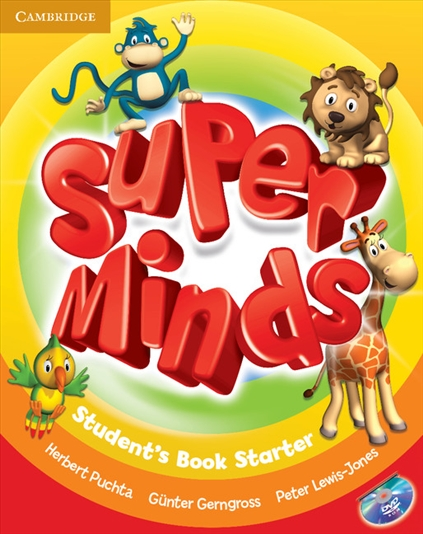 Super Minds  Початкова школа  Cambridge University Press