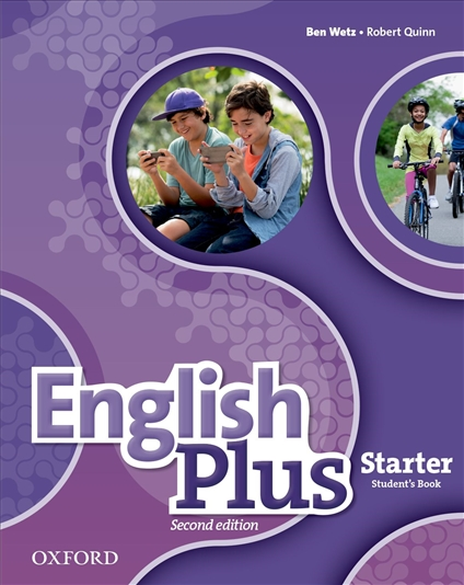 English Plus 2nd Edition   Середня і старша школа  Oxford University Press