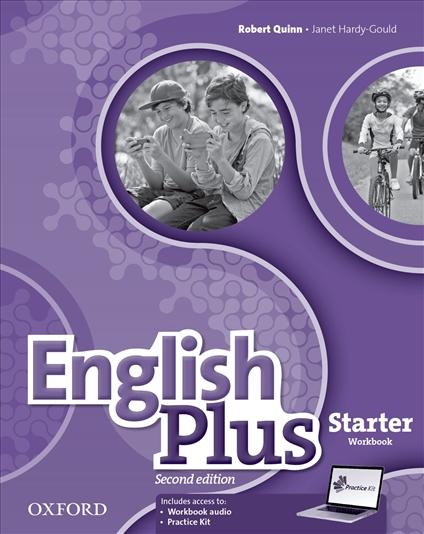 решебник english plus workbook 4