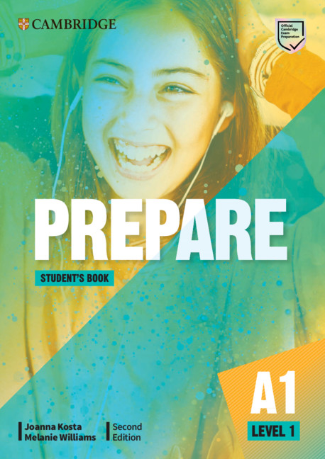 Prepare 2nd Edition  Середня і старша школа  Cambridge University Press