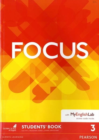 Focus 3 Student s Book with MyEnglishLab